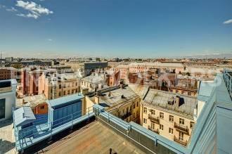 «4-я Советская, 9» - Видовая квартира с террасой