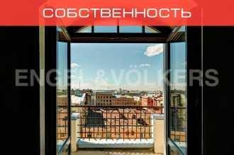 «4 Советская, 9» — Квартира для семьи в новом доме рядом с Невским проспектом