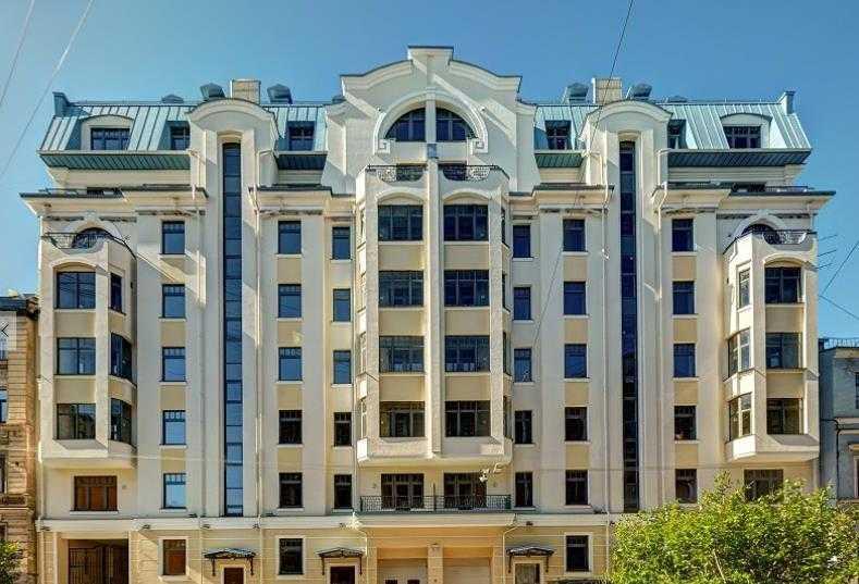 дом бизнес-класса на 4-ой Советской улице д. 9