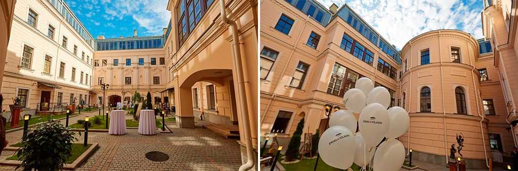 дом с квартирой лофт в СПБ на evspb.ru