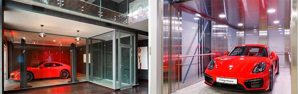 Вид на лифт из квартиры на Кутузова