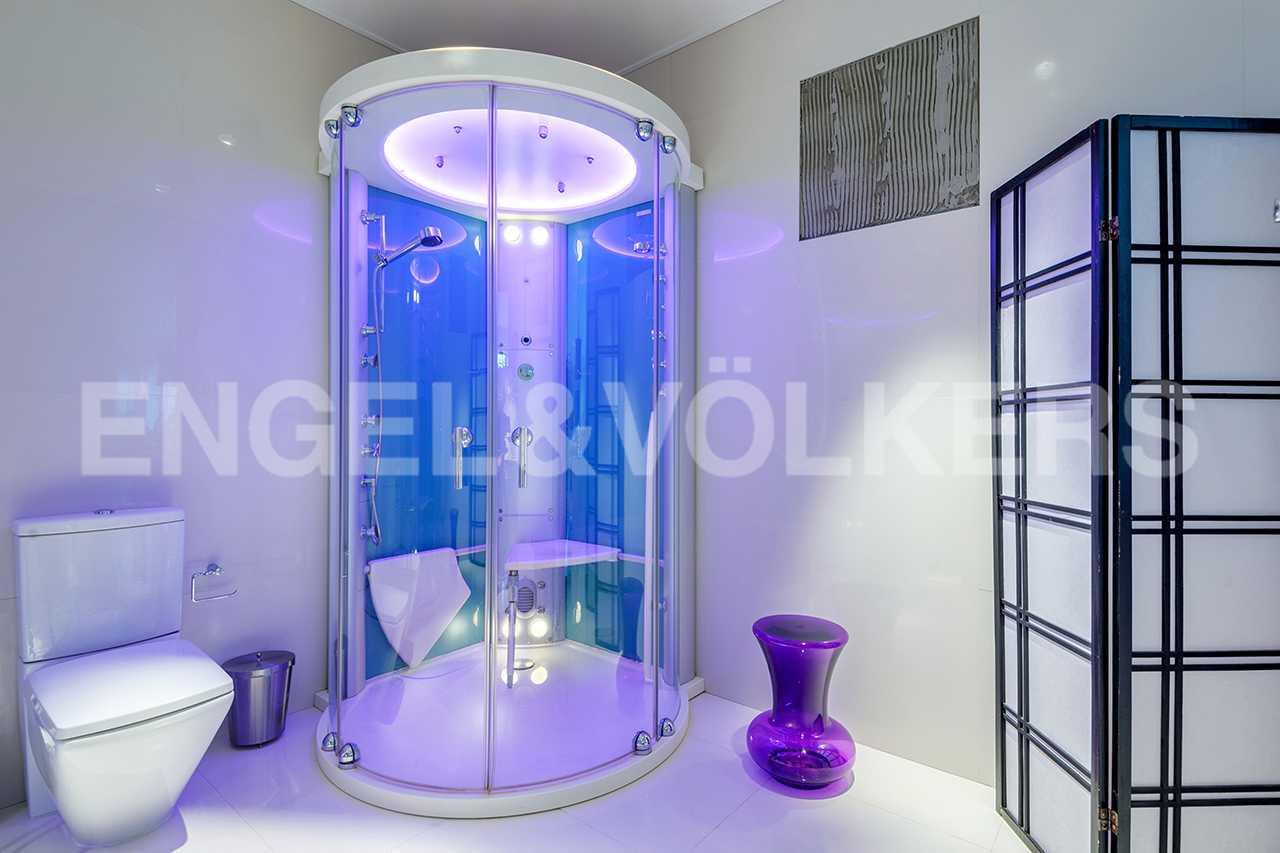 Ванная комната на II уровне
