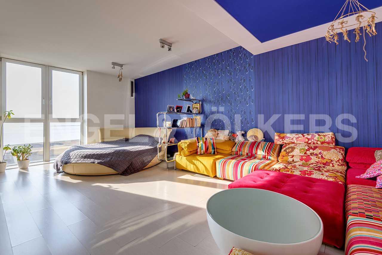 Детская комната (либо вторая спальня)