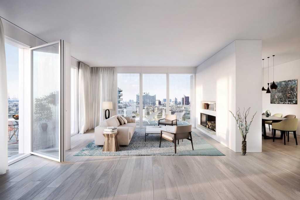 Общая площадь нового офиса E&V составит 6,800 кв. м