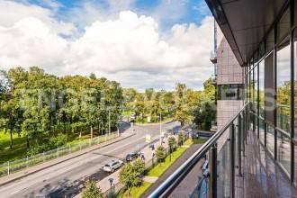 Кемская, 1 — квартира с прямым видом на Приморский парк Победы на Крестовском о-ве