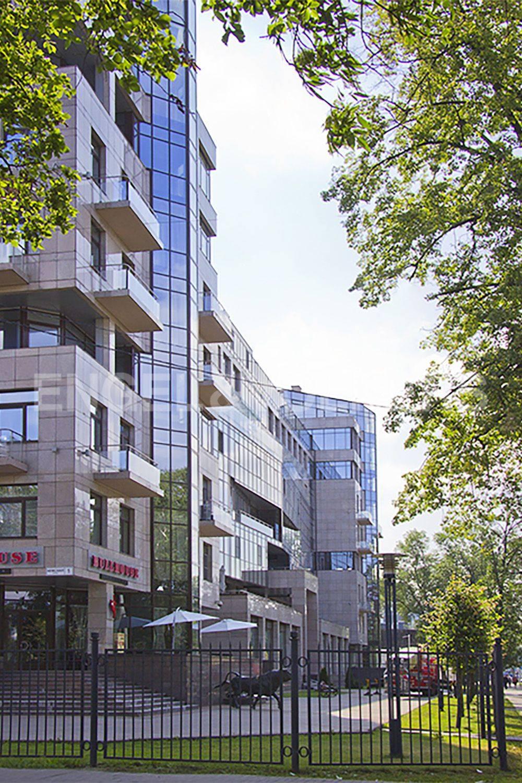 Элитные квартиры на . Санкт-Петербург, Кемская, 1. Фасад комплекса