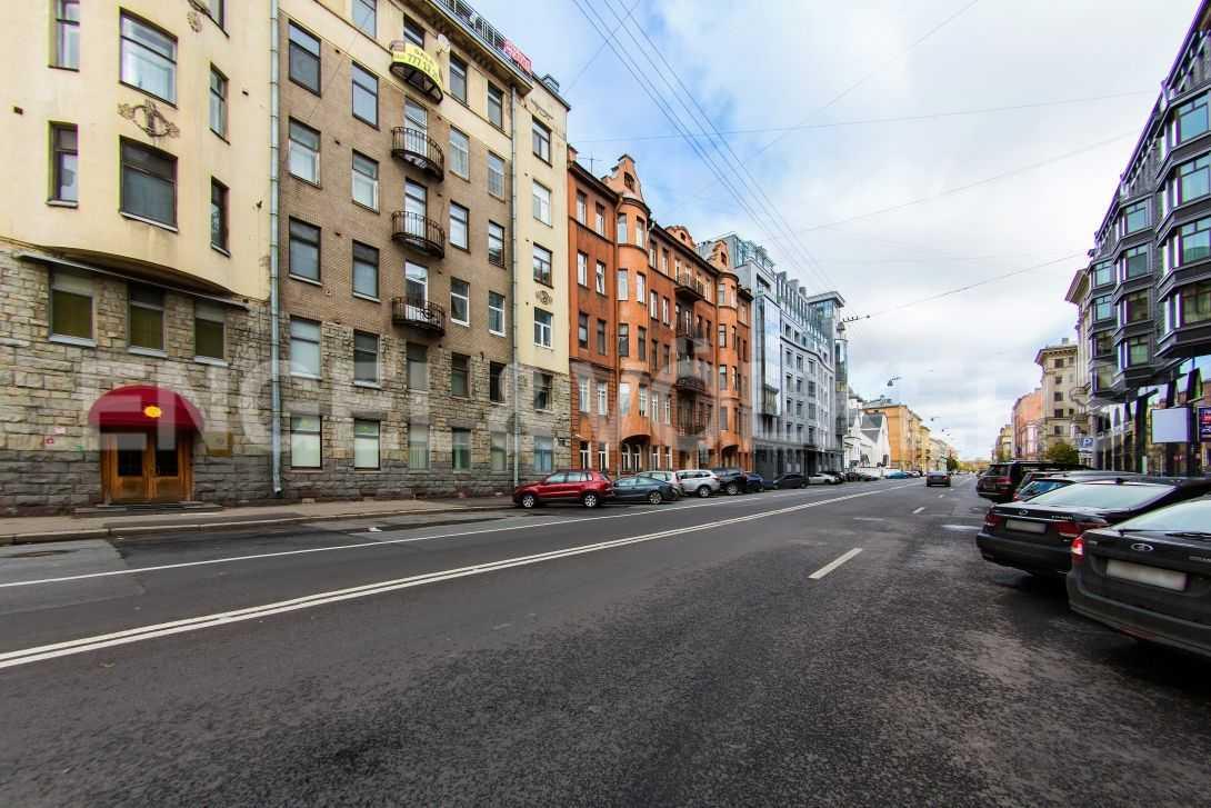 Элитные квартиры в Центральном районе. Санкт-Петербург, Тверская, 6 . Тверская улица