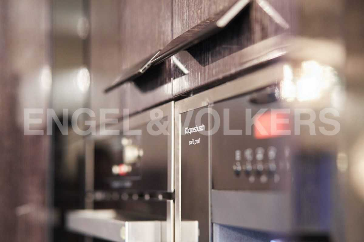 Элитные квартиры на . Санкт-Петербург, ул. Рюхина, д.10. Кухонное оборудование Kuppersburch