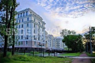 Морской пр., 24 — резиденция на Крестовском — комфортная классика