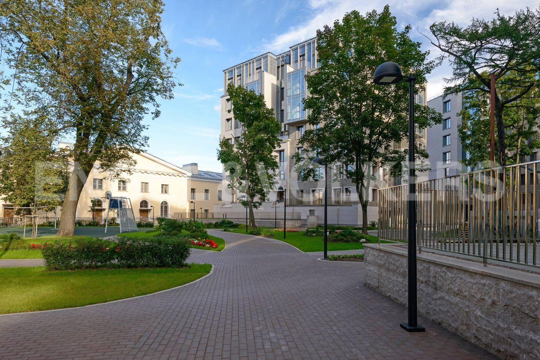 Элитные квартиры в Центральном районе. Санкт-Петербург, ул.Смольного. Главная