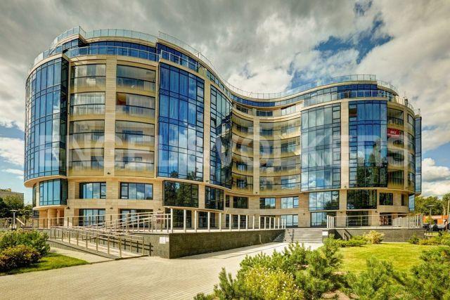 п.Репино – апартаменты на берегу Финского залива