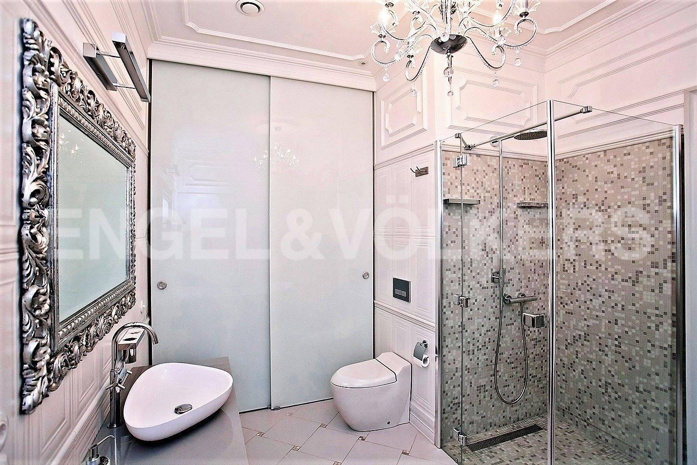 Элитные квартиры на . Санкт-Петербург, Кемская, 1. Ванная комната с хоз.блоком