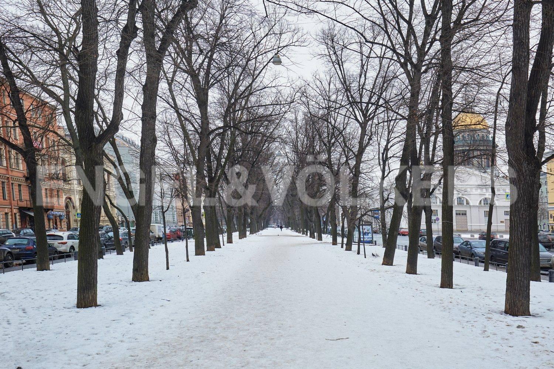 Элитные квартиры в Центральном районе. Санкт-Петербург, Конногвардейский бульвар, 13.