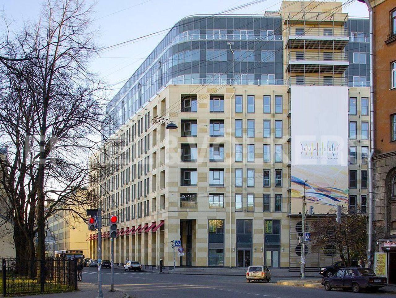 Элитные квартиры в Петроградском районе. Санкт-Петербург, Корпусная улица, 9. главная