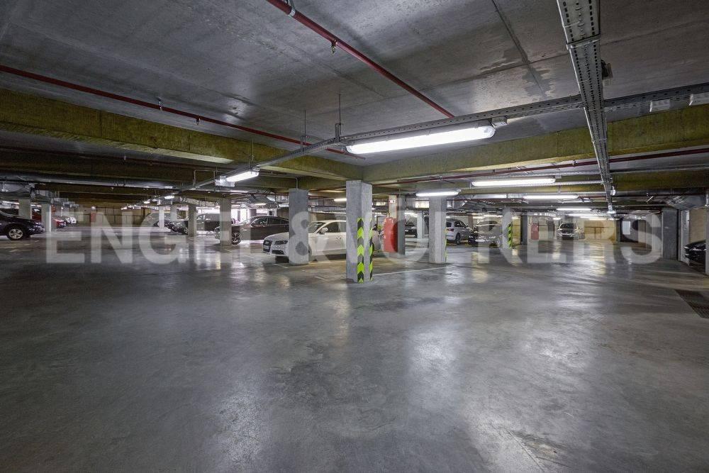 Элитные квартиры в Петроградский р-н. Санкт-Петербург, Барочная, 12. Подземный паркинг. Есть возможность приобретения 2 ММ