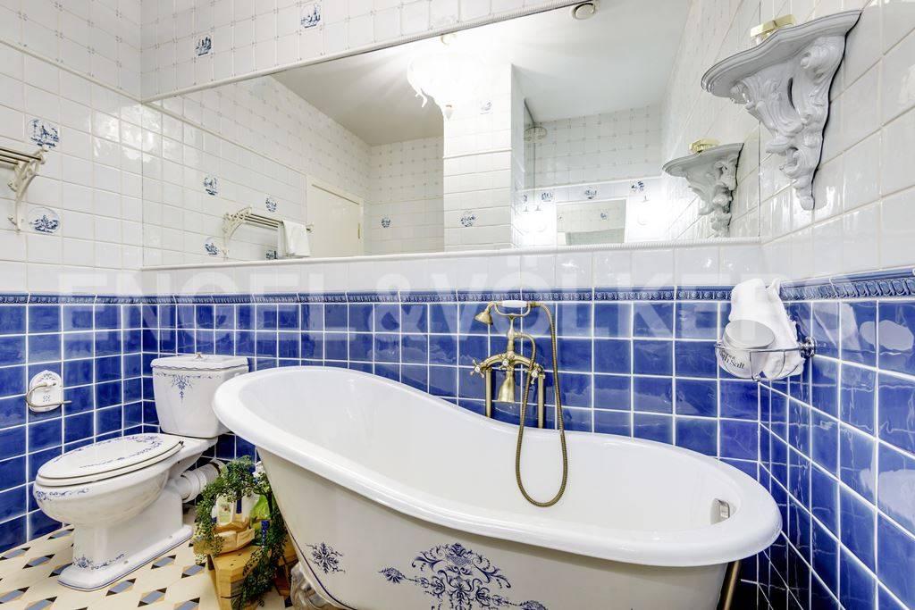 Элитные квартиры в Центральном районе. Санкт-Петербург, Большая Морская, 4. Ванная комната