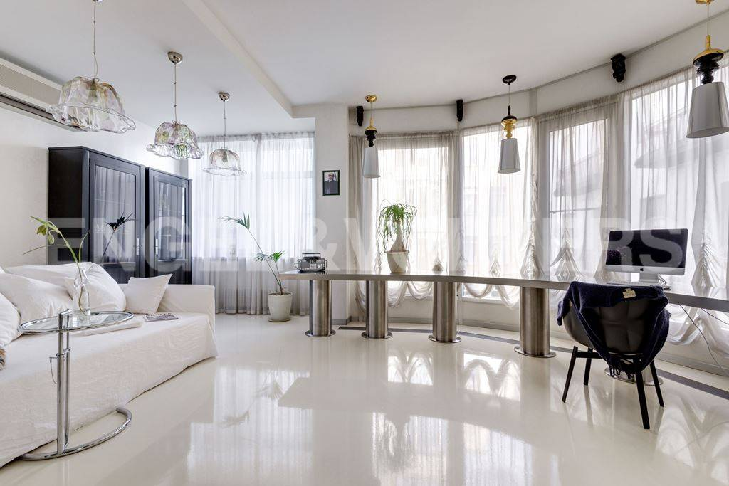 Элитные квартиры в Центральном районе. Санкт-Петербург, Большая Морская, 4. Кабинет (либо третья спальня)