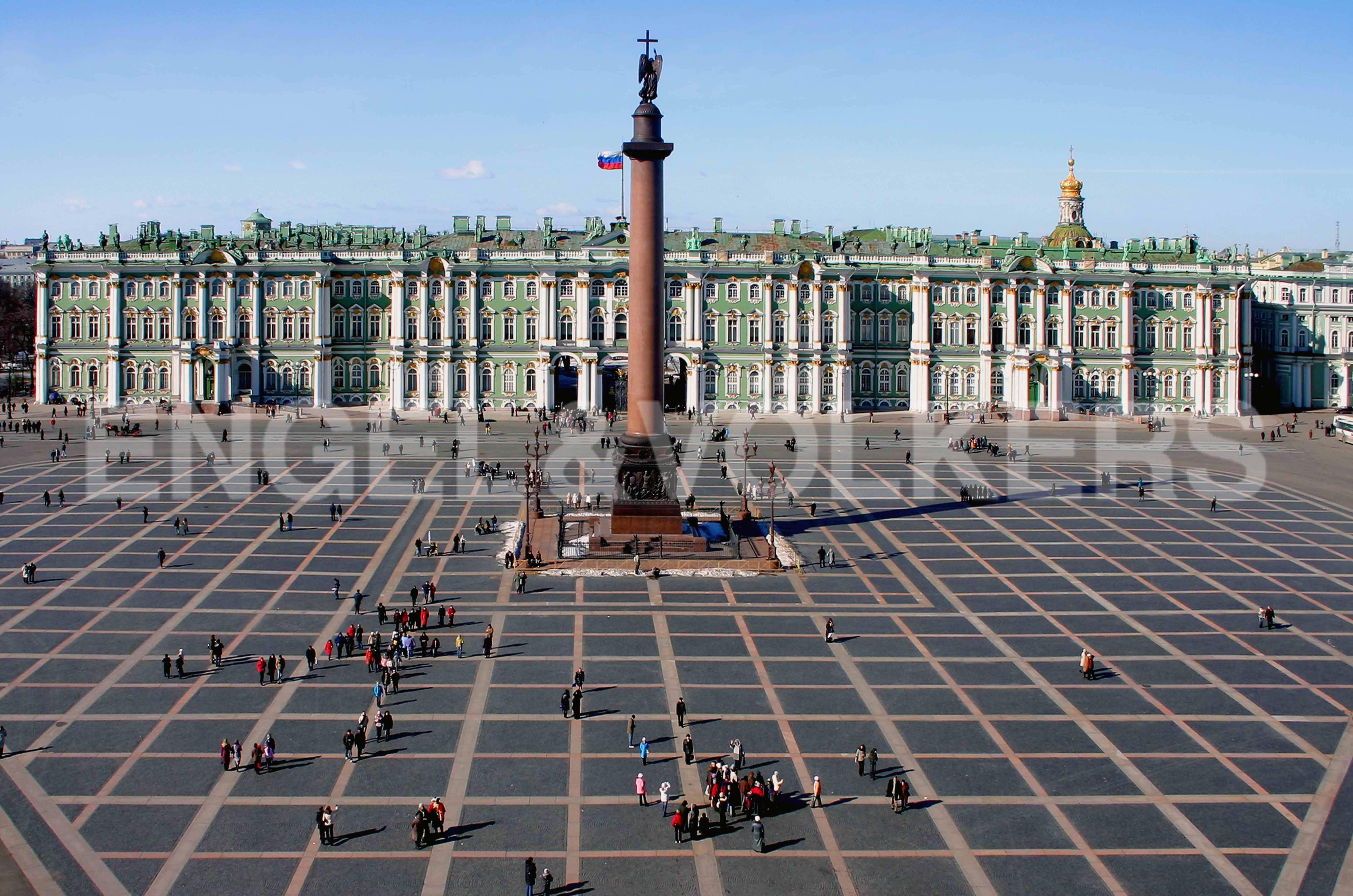 Элитные квартиры в Центральном районе. Санкт-Петербург, Большая Морская, 4. Зимний дворец (Эрмитаж)