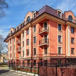 Жилой комплекс премиум-класса Rich'Art Club – новое элитное место на карте Петербурга