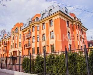 Rich'Art Club – камерный дом в респектабельном квартале Приморского района