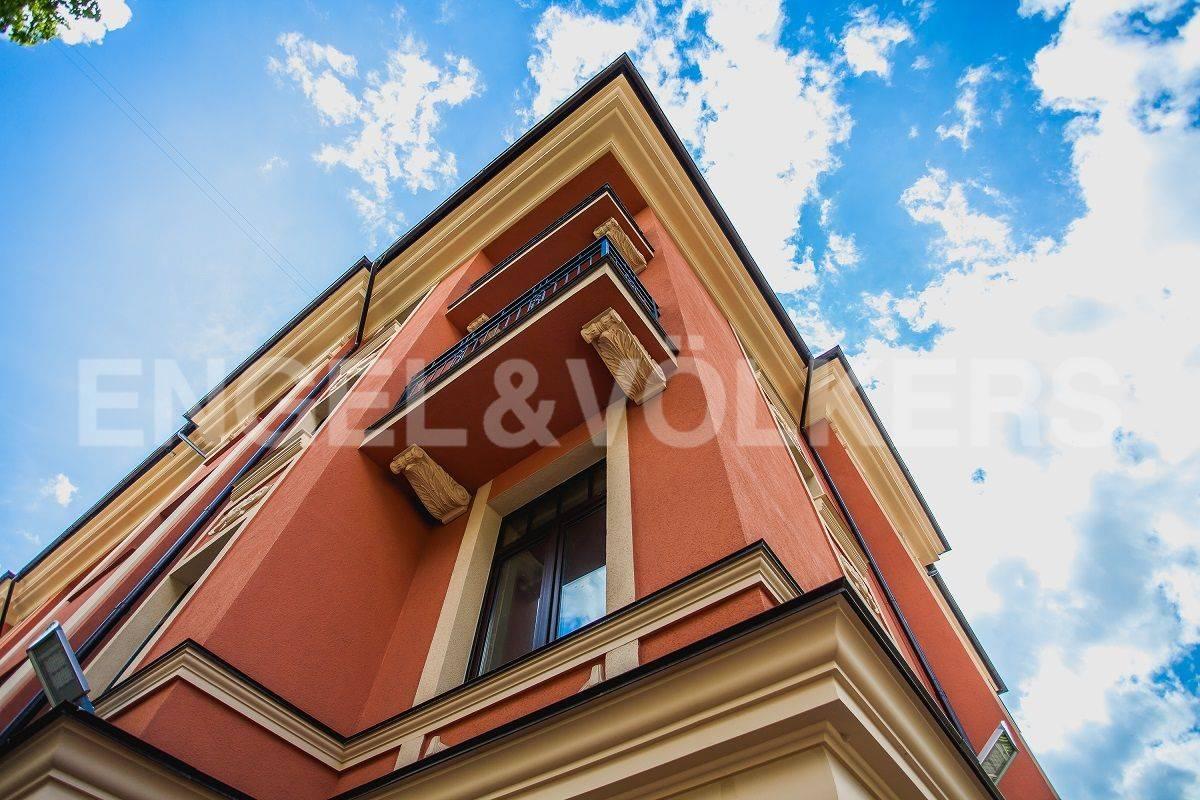 Элитные квартиры в . Санкт-Петербург, Дибуновская улица, 30. Архитектура