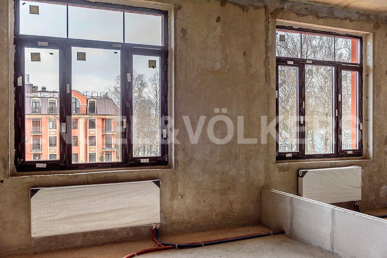 Элитные квартиры в Приморском районе. Санкт-Петербург, Дибуновская улица,  34. Отделка квартиры