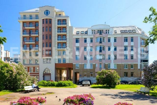 Ждановская, 10 – Квартира в новом доме у Петровского парка