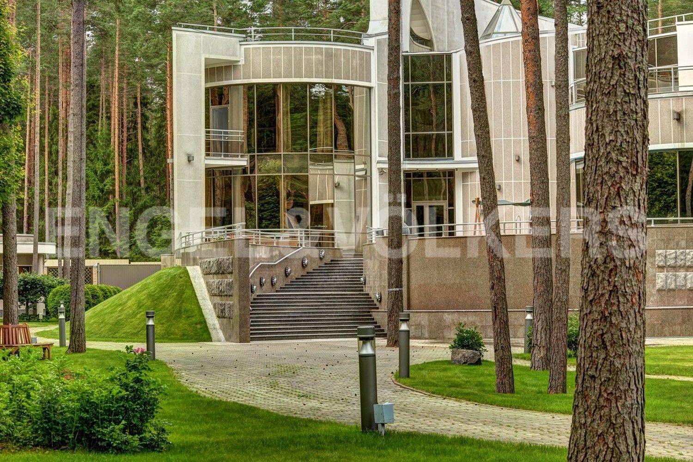 Элитные квартиры в Выборгском районе. Ленинградская область, п. Ленинское.