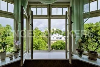 Динамо, 22 – Видовая семейная квартира на Крестовском острове