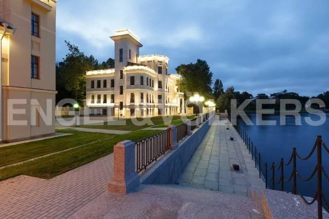 «Усадьба А.И. Путилова» — резиденция с собственным причалом на М. Невке