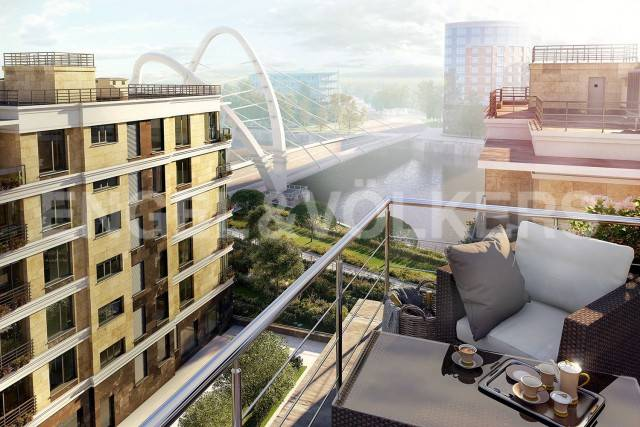 «Крестовский de Luxe» – удобная семейная квартира с видом на Лазаревский мост