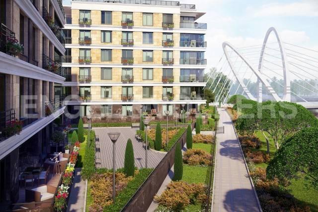 «Крестовский de Luxe» – жилой комплекс в окружении воды и зелени на Крестовском о-ве