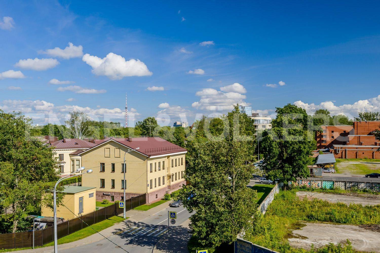 Вид в сторону улицы Эсперова