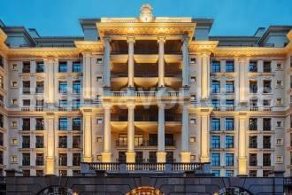 Hovard Palace – квартира с авторским дизайном в стиле Ар-Деко в «Золотом Треугольнике» Санкт-Петербурга