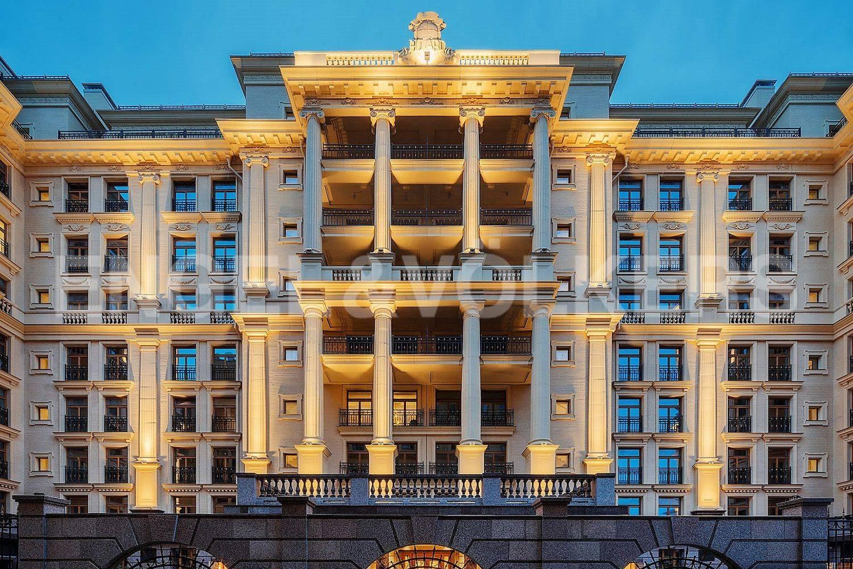 Элитные квартиры в Центральном районе. Санкт-Петербург, Наб. реки Фонтанки, 76, корп. 2.
