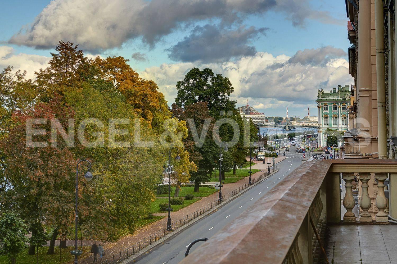 Элитные квартиры в Центральном районе. Санкт-Петербург, Адмиралтейская наб., 12-14. Главная