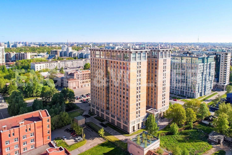 Элитные квартиры в Василеостровском районе. Санкт-Петербург, 27-я линия В.О., 16. Местоположение дома