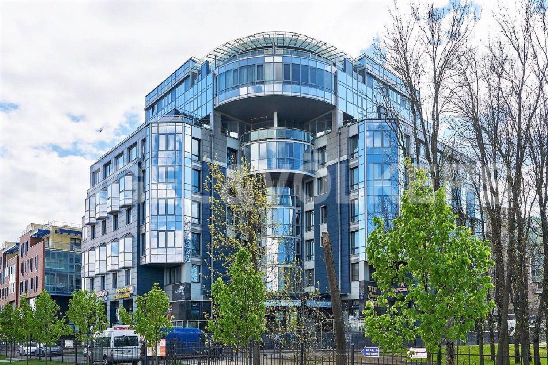 Элитные квартиры на . Санкт-Петербург, Рюхина, 10 . Фасад