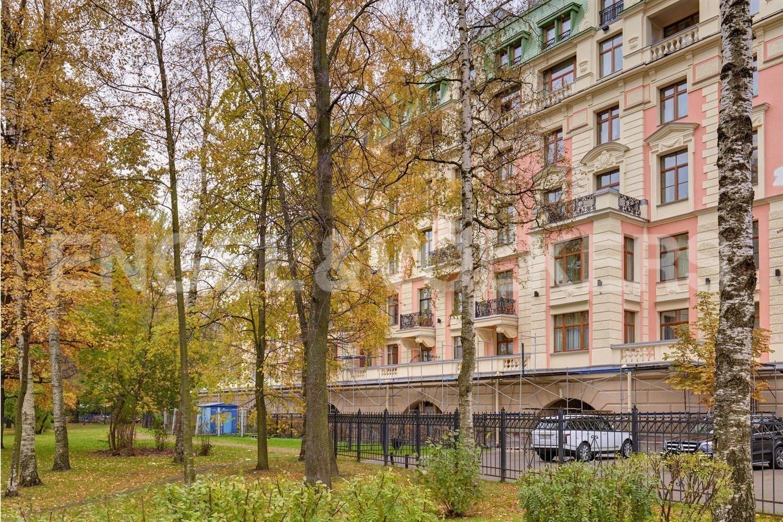 Элитные квартиры на . Санкт-Петербург, Динамо, 12. Закрытая территория