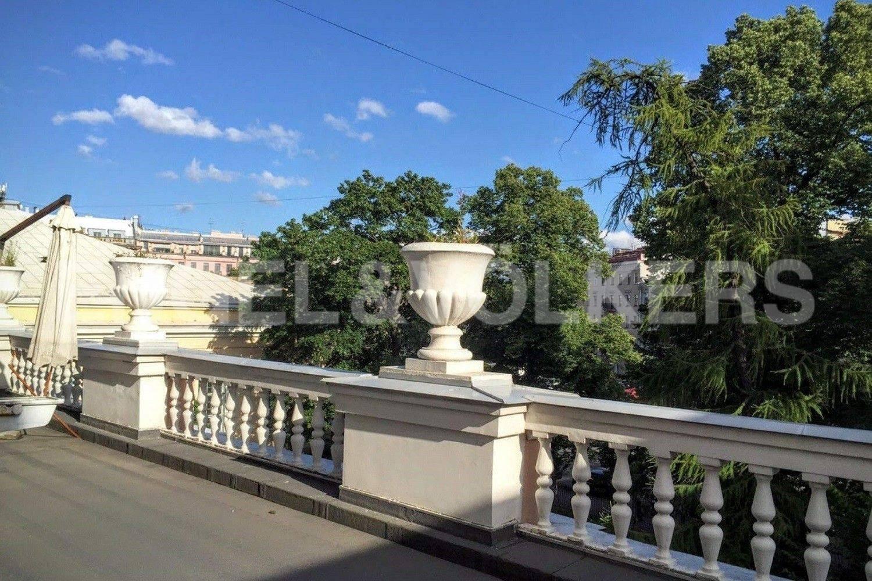 Элитные квартиры в Центральном районе. Санкт-Петербург, Итальянская, 12А.