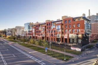 Морской, 28 — Квартира с 2 спальнями в элитном ЖК на Крестовском