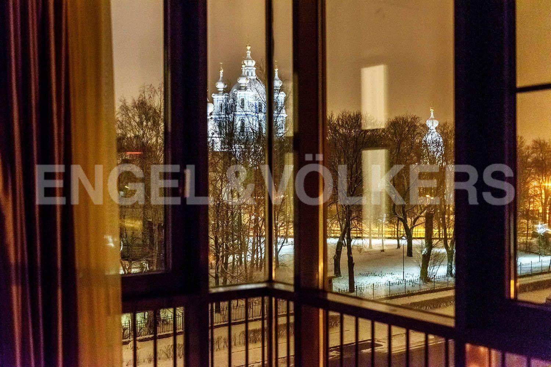 Элитные квартиры в Центральном районе. Санкт-Петербург, ул. Орловская, 1.