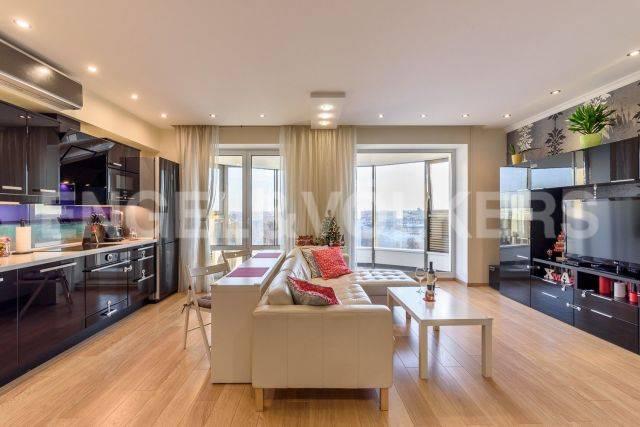 ЖК «Монблан» – элегантный дизайн с видом на город и акваторию Невы