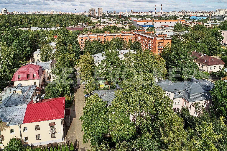 Элитные квартиры в Приморском районе. Санкт-Петербург, Дибуновская улица, 34. Район малоэтажной застройки