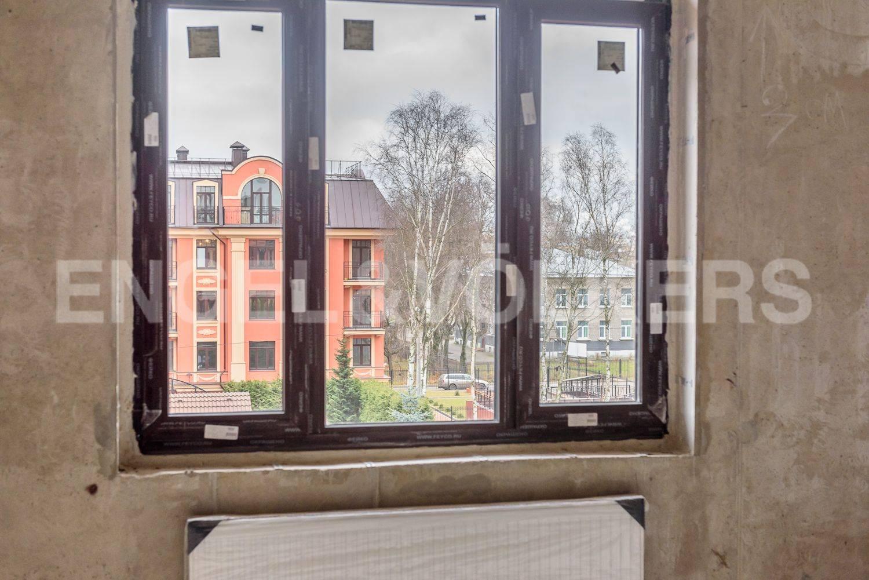 Элитные квартиры в Приморском районе. Санкт-Петербург, Дибуновская улица, 34. Черновая отделка квартир