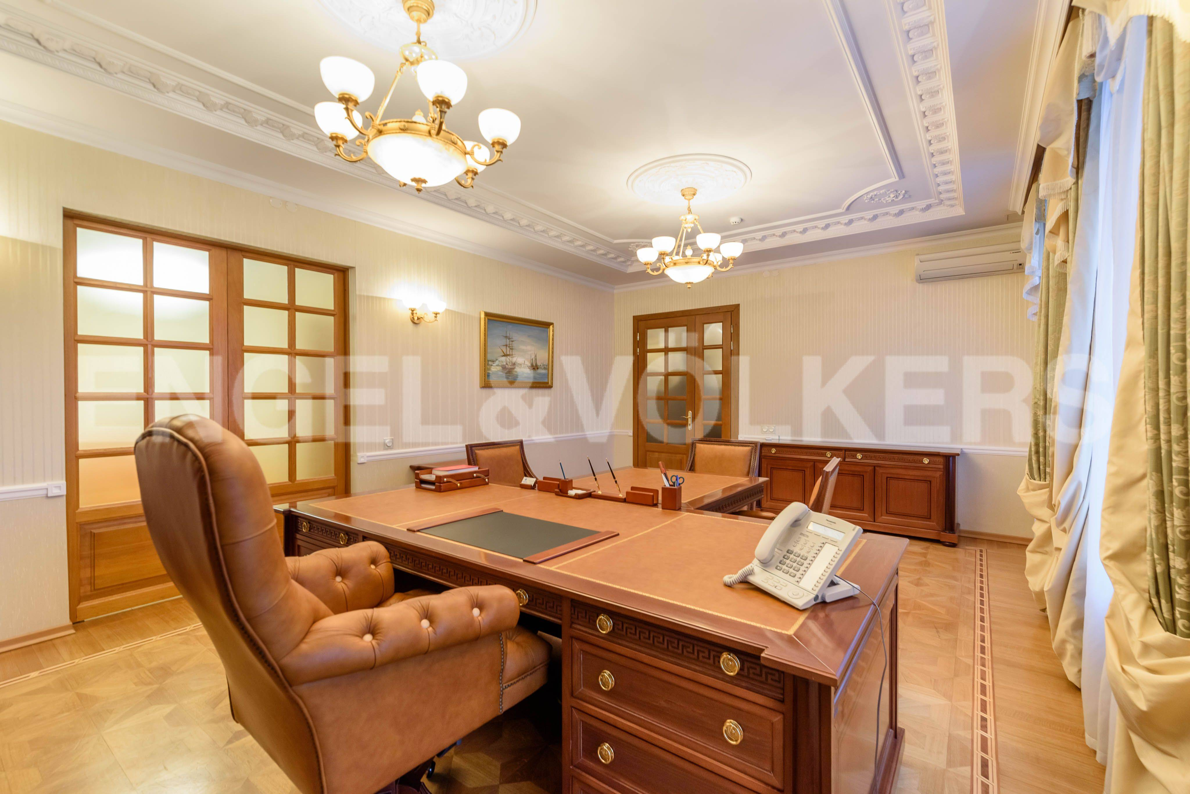 Элитные квартиры на . Санкт-Петербург, Динамо,24 . Интерьеры в классическом стиле