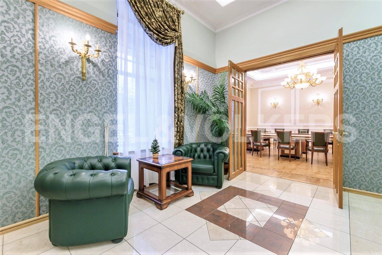 Элитные квартиры на . Санкт-Петербург, Динамо,24 . Холл