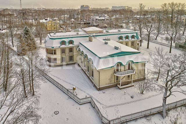1-я Березовая, 24 –  Особняк под элитные апартаменты или резиденцию