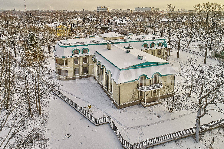 Элитные квартиры на . Санкт-Петербург, 1-я Березовая, 24.