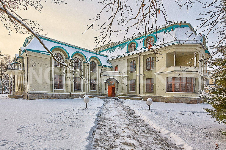 Элитные квартиры на . Санкт-Петербург, 1-я Березовая, 24. Фасад
